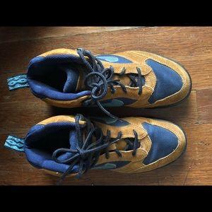 Vintage Nike ACG hiking boots.